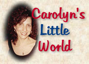 Carolyn's Little World