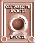 CLL Website Award: Bronze  (9 April 2008)