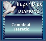 hugs R us Peace Award: Diamond  (28 March 2008)