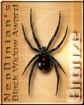 NeoDinian's Black Widow Award - Bronze - 1010  (3 March 2005)